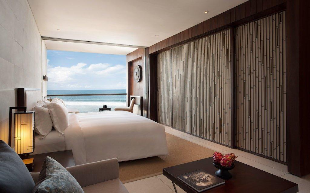 Ocean view room, Alila Seminyak Hotel