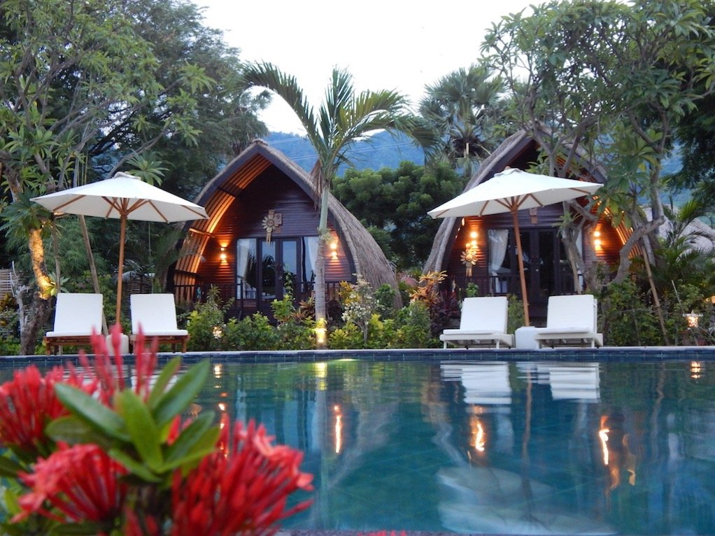 Best honeymoon hotels bali for Best affordable hotels in bali