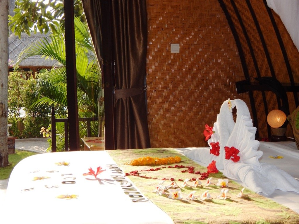 Honeymoon Suite, Kinaara Resort & Spa