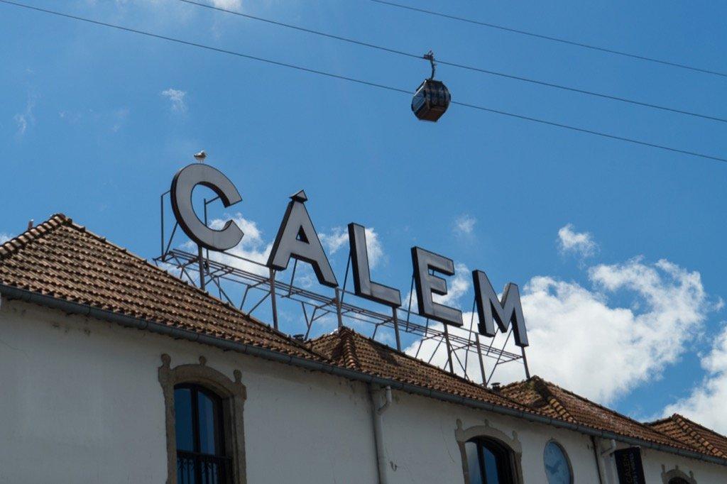 Wine cellar, Calem