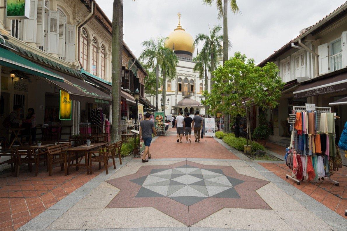 Arab Street Singapore