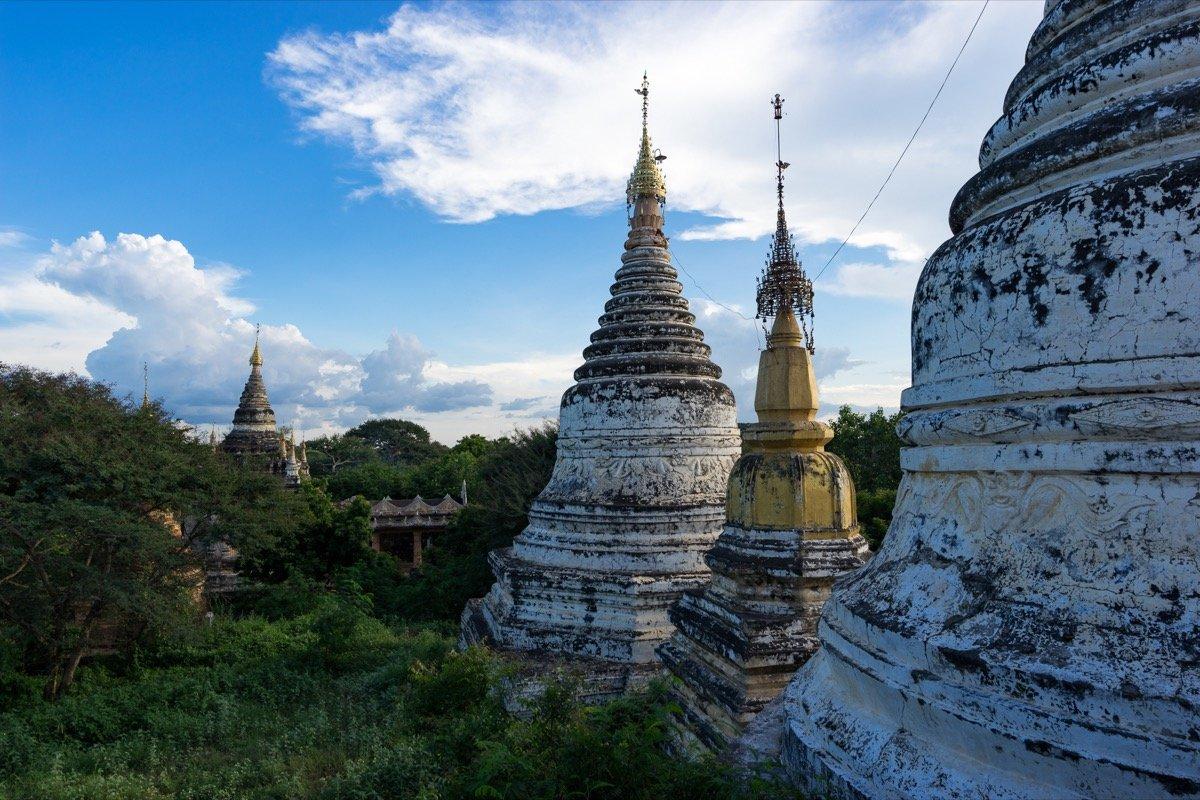 Minochantha Stupa