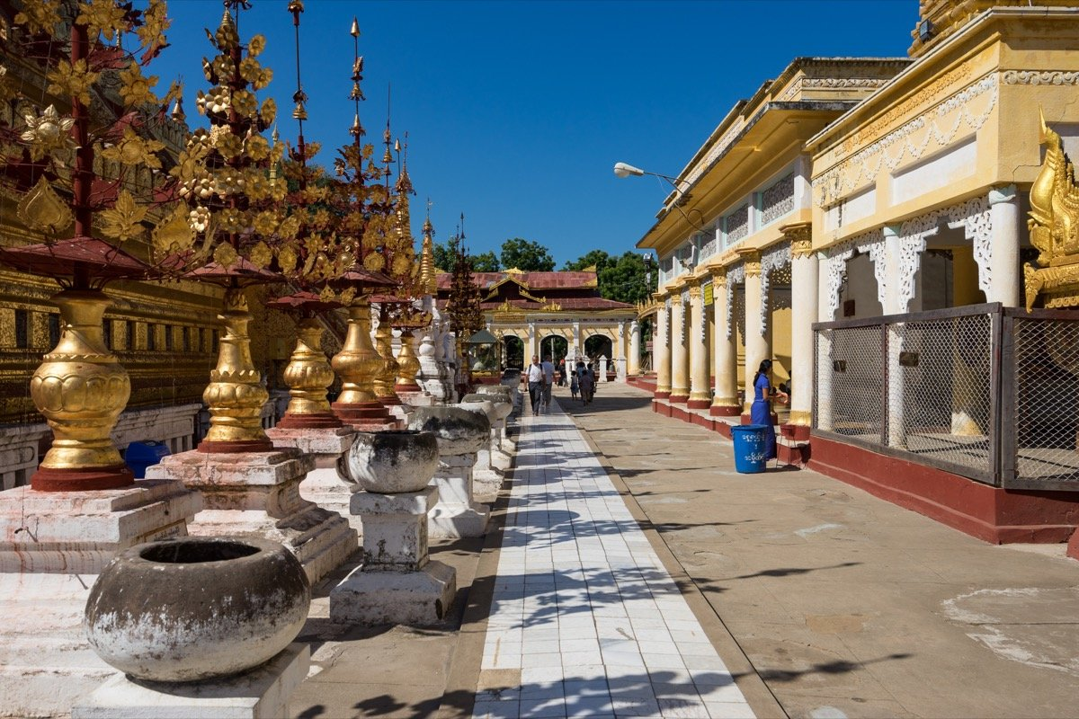 Shwezigon Temple