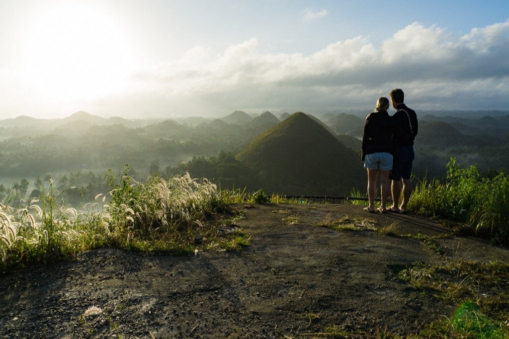 Chocolate Hills , Bohol