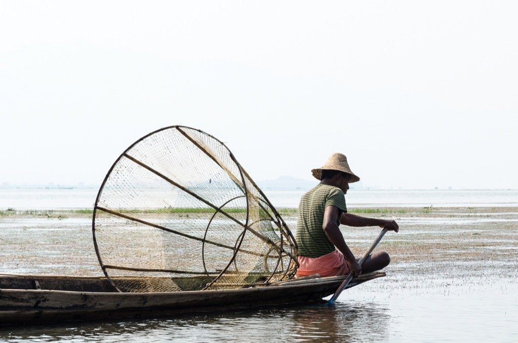 The Inle Lake
