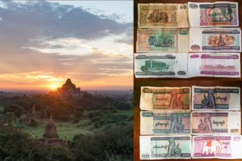 Myanmar travel costs and prices: How much does travelling in Myanmar cost?