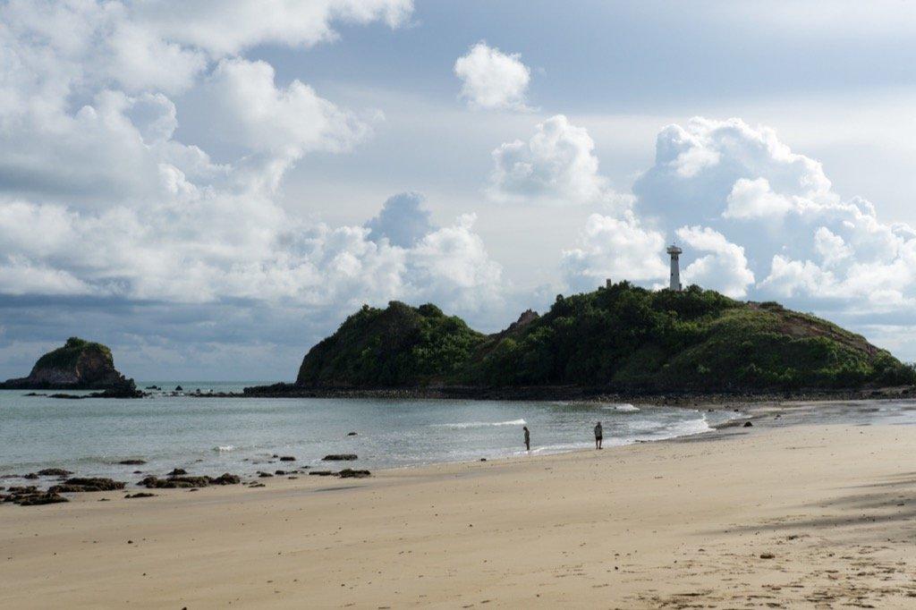 Lighthouse Koh Lanta