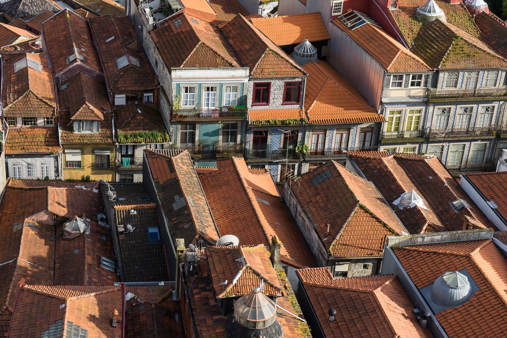 Porto, Igreja dos Clerigos