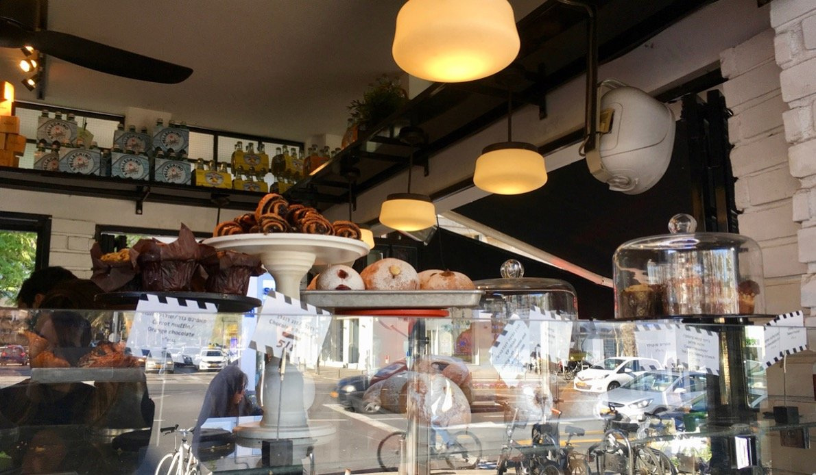 Tel Aviv is a paradise for gourmets
