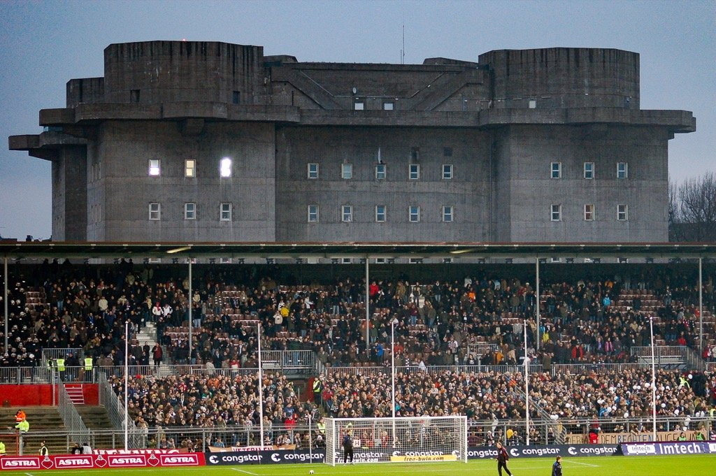 Millerntor stadium