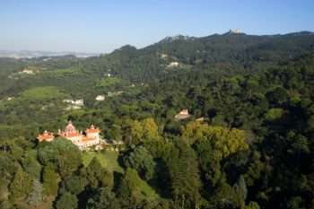 Park and Palace of Monserrate, Sintra