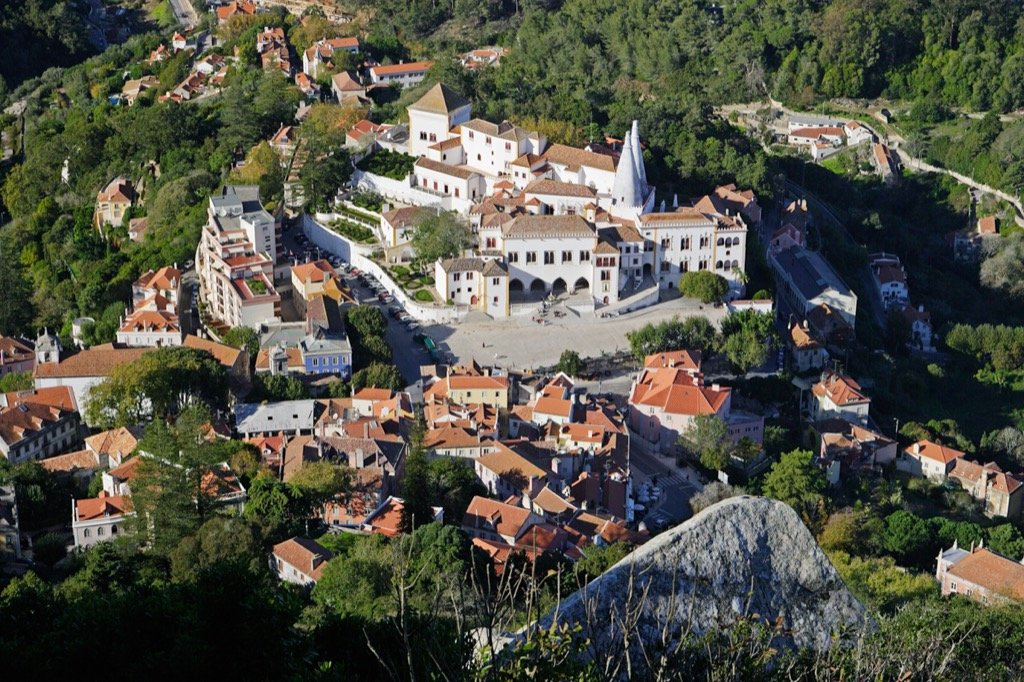 The center of Sintra