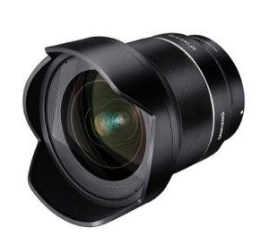 Samyang Emount Lens 14mm