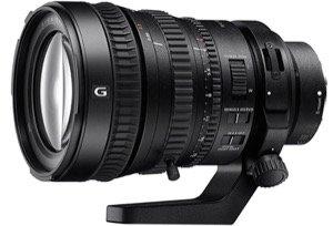 Emount Lens for Videos