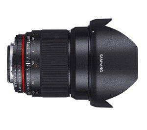 Samyang Emount Lens 16
