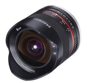 Samyang Alpha 6000 Fisheye Lens