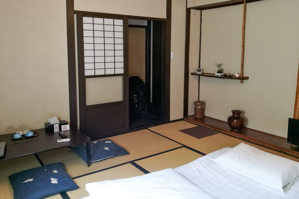 Hotel Oyado Tsukiusago in Miyajima