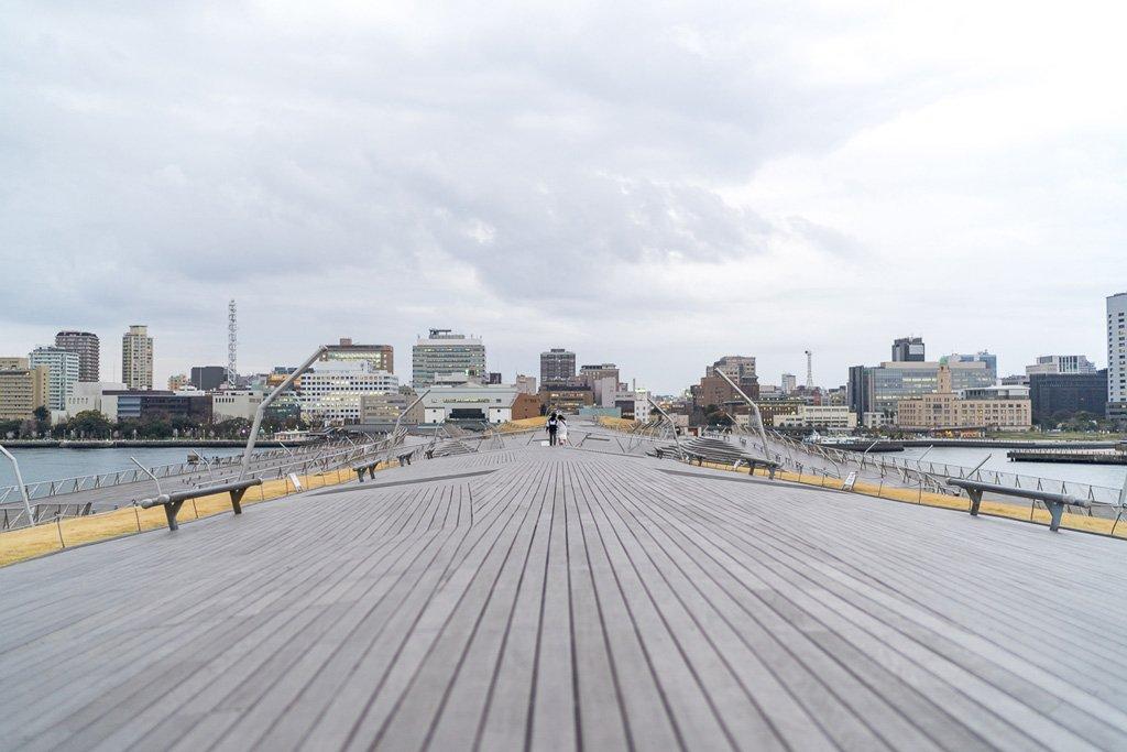 Yokohama International Passenger Terminal – Osanbashi