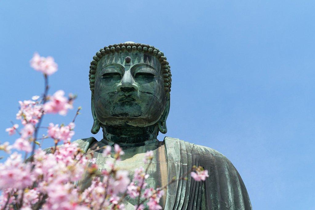 Buddha in Kamakura