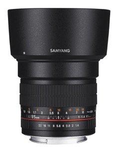 Samyang Emount Lens 85