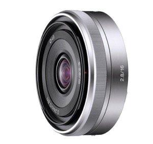 Sony Prime Lens Emount 16mm
