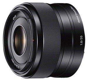 Sony Prime Lens Emount 35