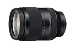 Sony Alpha7 tavel zoom