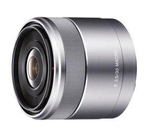 Sony Emount Macro Lens