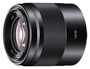 Sony Emount Portrait Lens 50