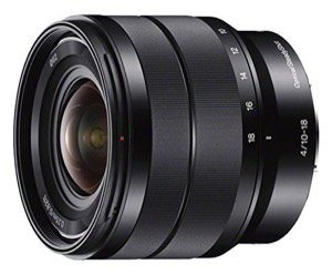 Sony Emount Wide Angle Lens