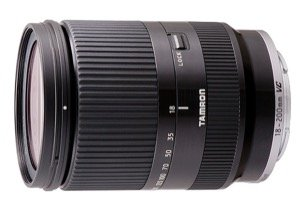 Tamron 19 200 Emount Lens