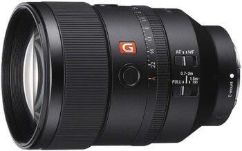 Sony 135 mm, f/1.8