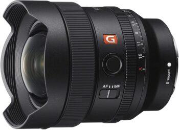 Sony 14 mm, f1,8