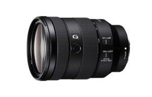 Sony 24-105 mm lens