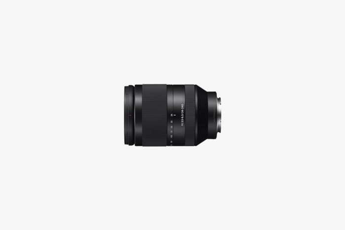 E-Mount full frame lens