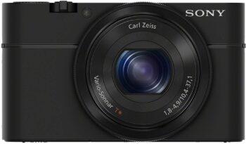 Sony RX100 Kompaktkamera