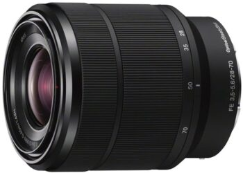 Sony 28-70 mm, f/3,5-5,6