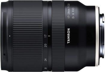 Tamron 17-28 mm, f/2.8