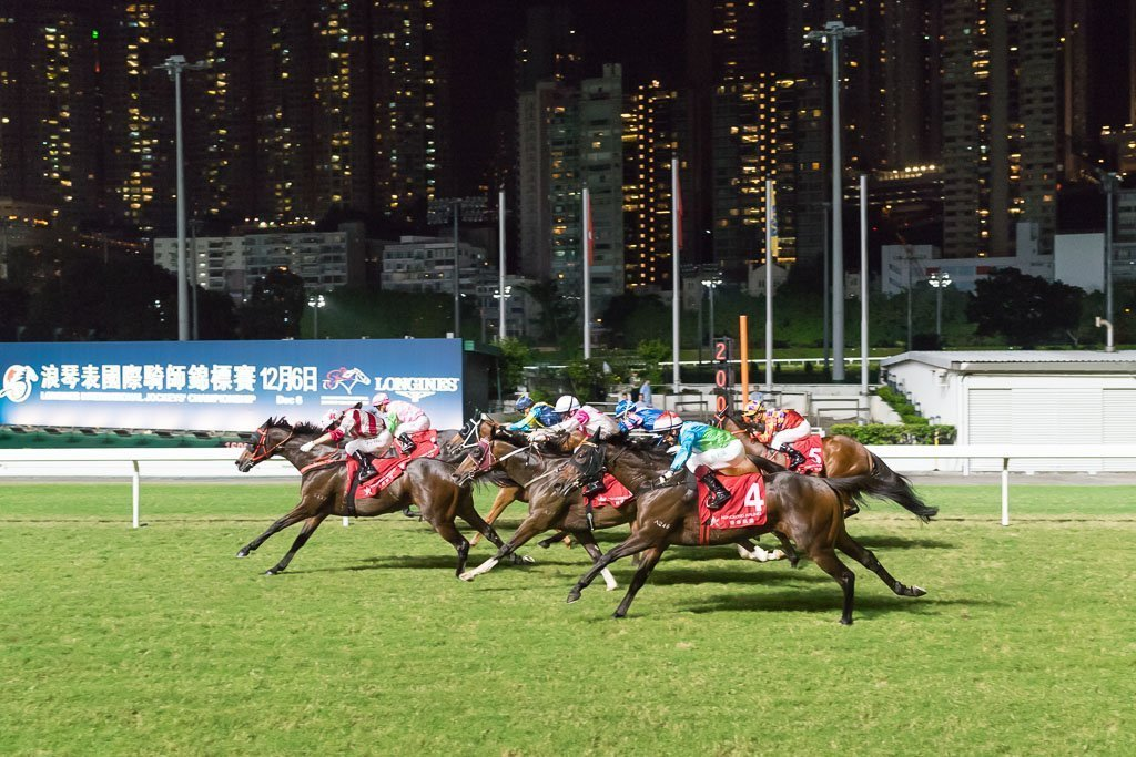 Horse racing in Hong Kong
