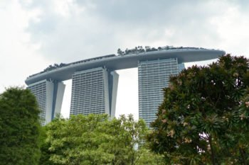 How to get access to the Marina Bay Sands Infinity Pool