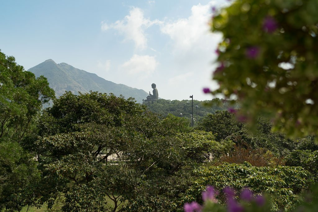Tien Tan Buddha