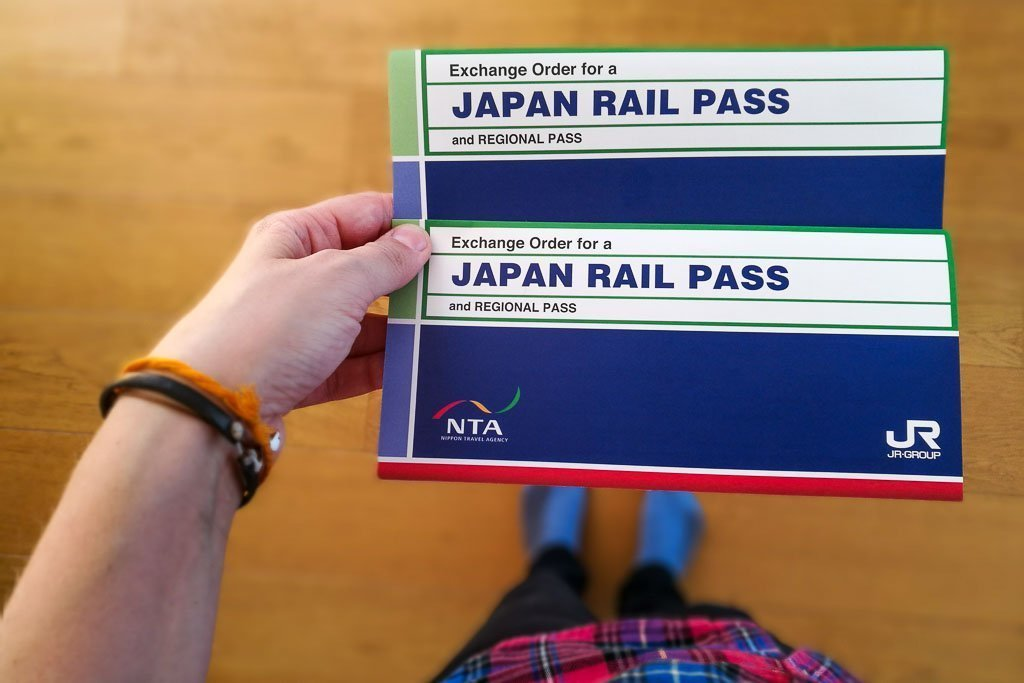 Japan Rail Pass Voucher