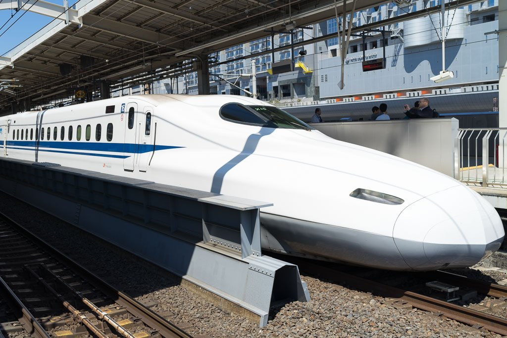 Shinkansesn, Japanese express trains