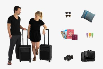What to pack for a city trip