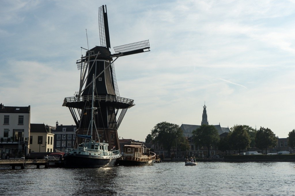 Windmill of Amsterdam