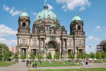 Berlin Cathedral Lustgarten