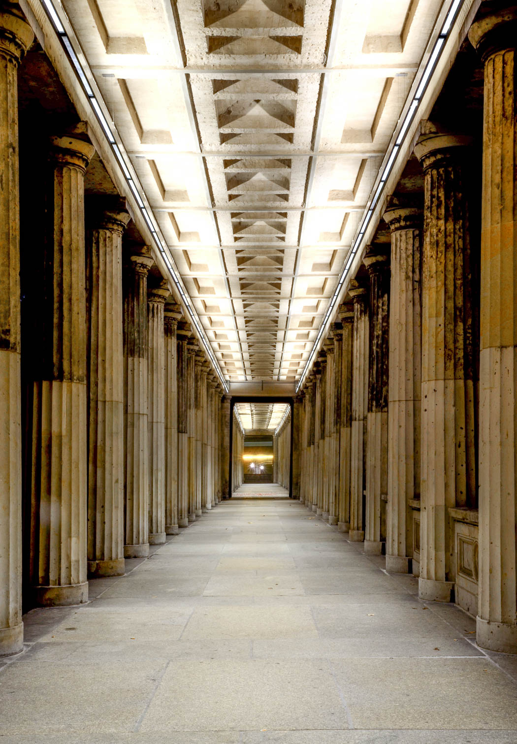 Colonnades at Museum Island