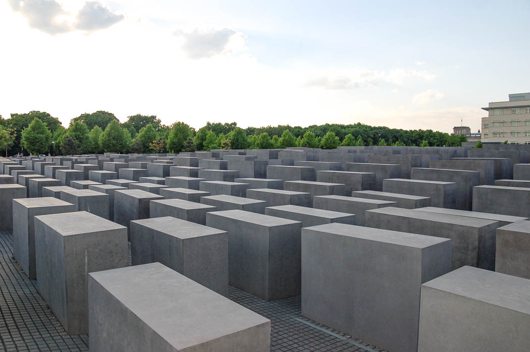 Memorial of the Murdered Jews of Europe