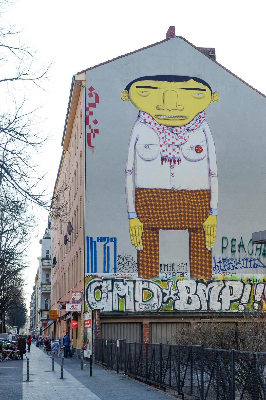 Kreuzberg Street
