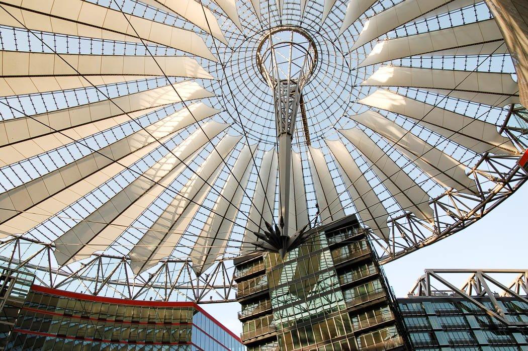 Sony Center Potsdamer Platz